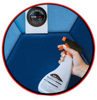 spray protector de textiles protect clothes