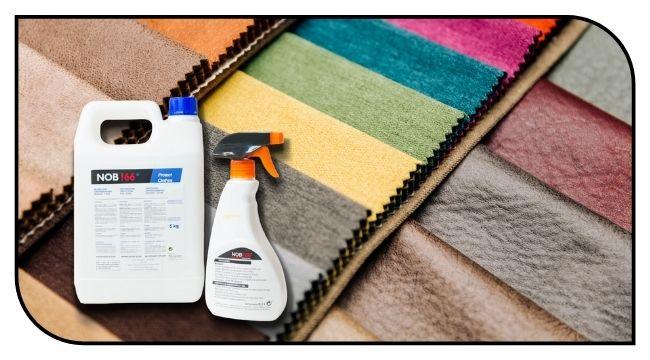 protector textil antimicrobiano nob166 fondo tipos de tela